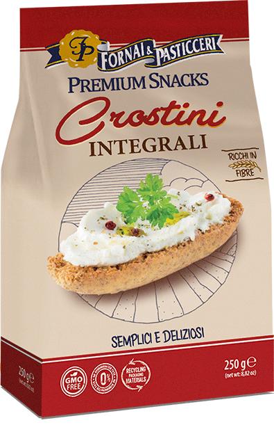Crostini Integrali fornai e pasticceri