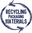 recycling packaging materials
