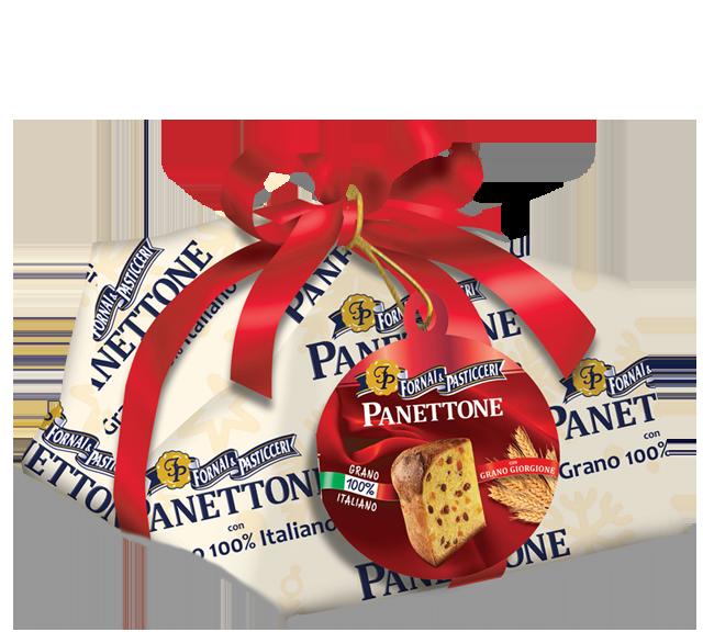 panettone con grano Giorgione