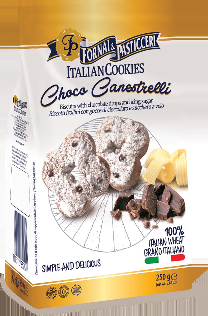Choco Canestrelli 2021