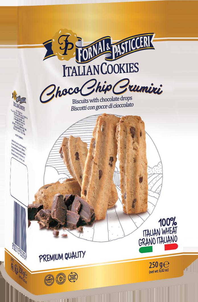 Choco Chip Crumiri 2021